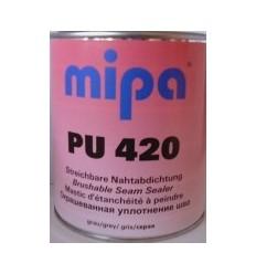 PU420 Grey Brushable Seam Sealer 1Kg