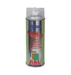 Mipa Clear Matt Lacquer Aerosol 400ml