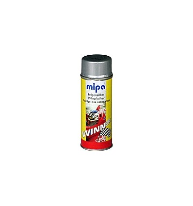 Mipa Silver Wheel Aerosol 400ml